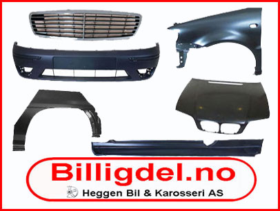 Skjerm Citroen Berlingo, Billigdel.no